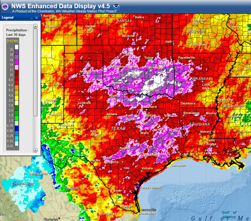 May 28, 2015 Oklahoma precipitation 2