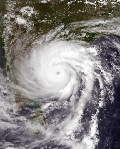 May 9, 1990 Cyclone Machilipatnam